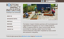 Boston Impact Initiative