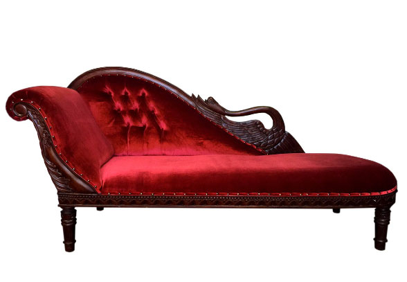 How can you help more people and do more good in the world for Small fainting couch
