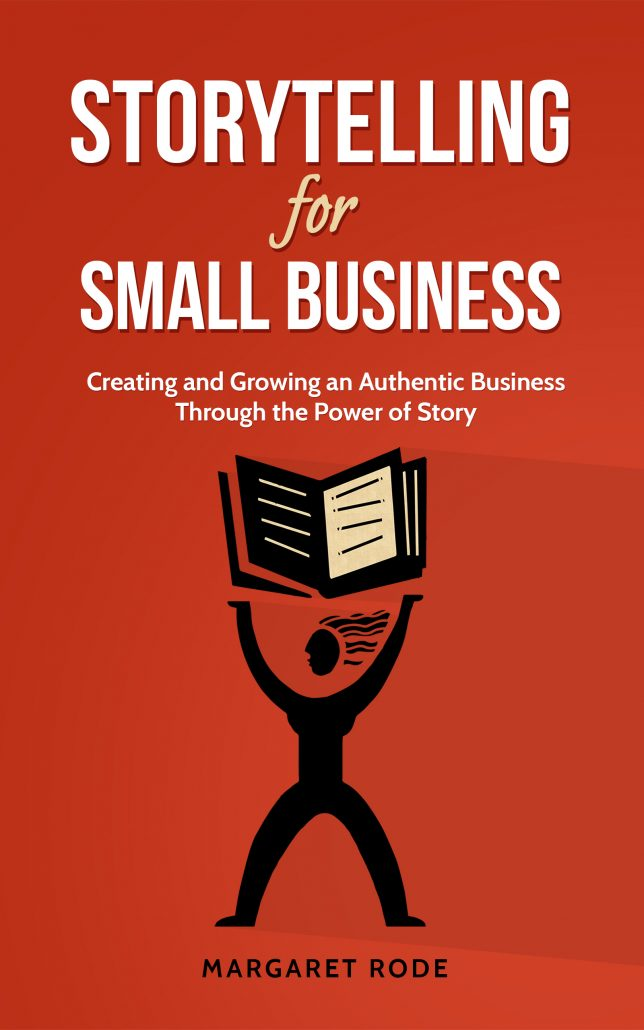Cover - Storytelling for Small Business