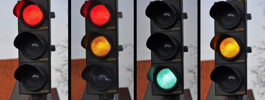 your state green yellow red traffic signals