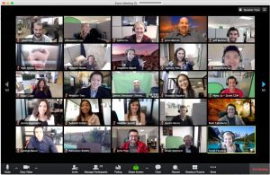 small businesses can earn income and grow with videoconferencing
